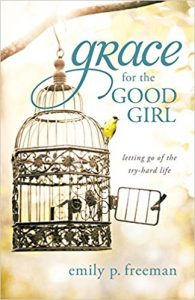 grace for the good girl book cover