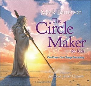 the circle maker for kids book cover