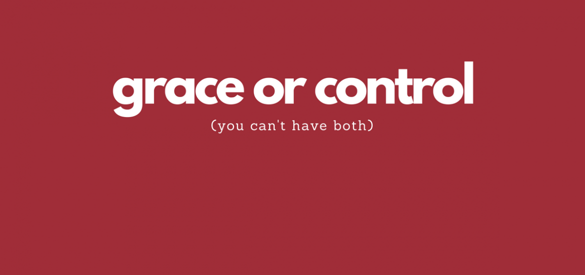 grace or control FB header