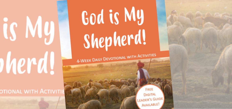 God is My Shepherd Devotional Book