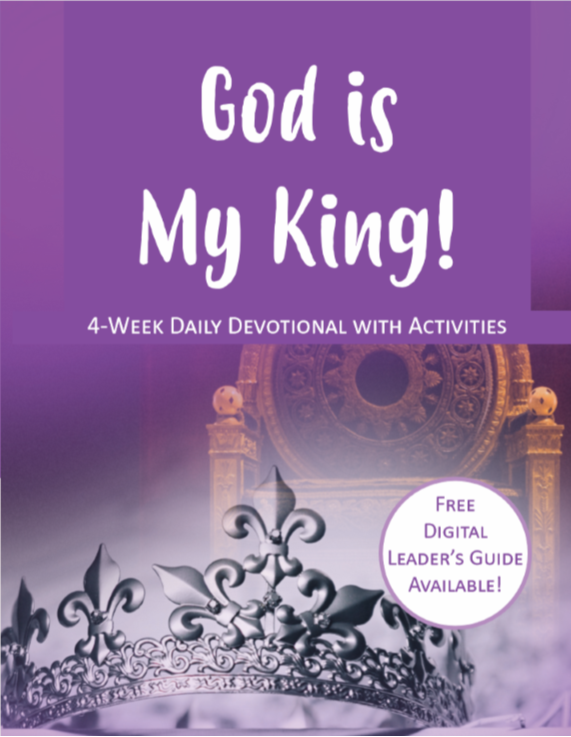God is My King! front cover