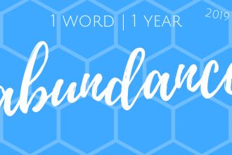 1 Word 1 Year 2019 Header
