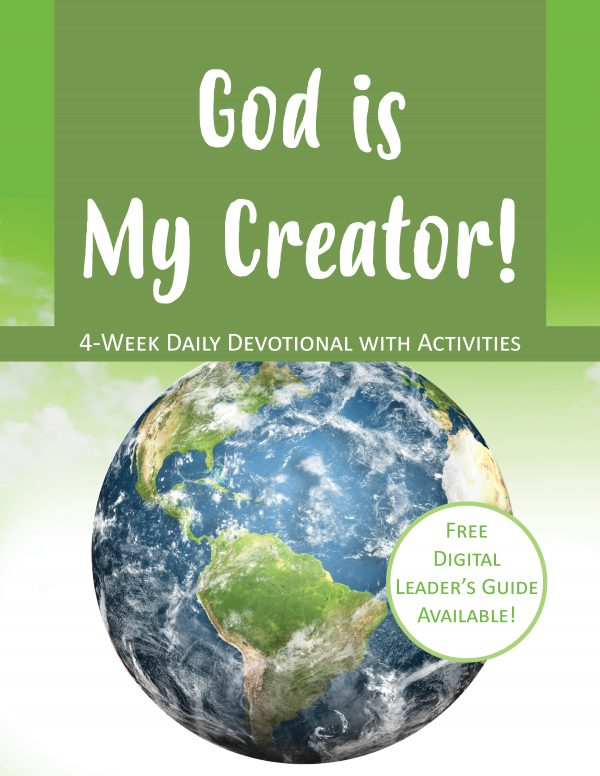 God is My Creator! Front Cover
