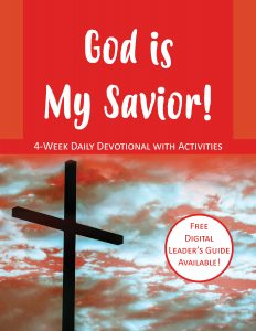 God is My Savior! Front Cover
