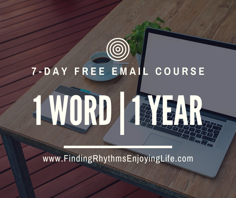 1 Word | 1 Year email course link