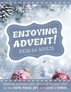Enjoying Advent! Adult Guide FINAL